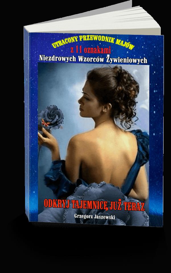Utracony Przewodnik Majów e-Book Grzegorz Jaszewski